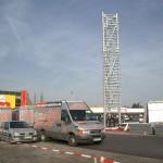 Preise für Werbeturm Werbemast Schleuderbeton Stahlbau W53