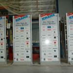 Preise für Pylone Plylonbau oval gewölbt Aluminium Stahlbau P13