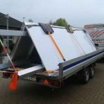 Preise für Pylone Plylonbau oval gewölbt Aluminium Stahlbau P15