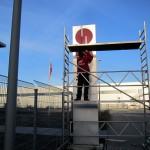 Preise für Pylone Plylonbau oval gewölbt Aluminium Stahlbau P21