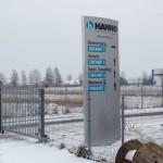 Preise für Pylone Plylonbau oval gewölbt Aluminium Stahlbau P33