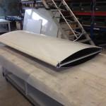 Preise für Pylone Plylonbau oval gewölbt Aluminium Stahlbau P40