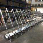 Preise für Werbeturm Werbemast Schleuderbeton Bau Montage W72