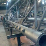 Preise für Werbeturm Werbemast Schleuderbeton Stahlbau W22