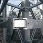 Preise für Werbeturm Werbemast Schleuderbeton Stahlbau W55