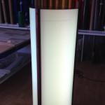 Preise für Pylone-Preisübersicht Werbepylone-ovale-gebogene P66