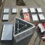 Preise für Werbeturm Werbemast Schleuderbeton Stahlbau W61