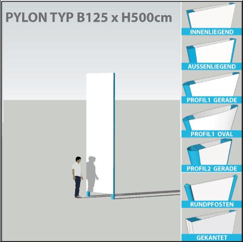 pylon-pylone24-profi-125x500