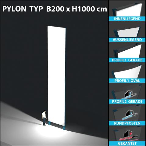 pylon-pylone24-profi-200x1000