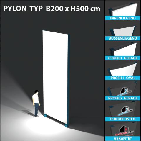 pylon-pylone24-profi-200x500