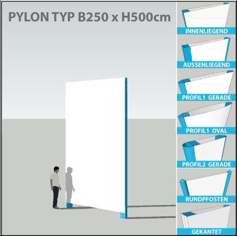 pylon-pylone24-profi-250x500