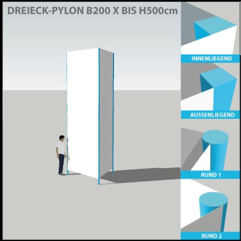 pylon-pylone24-profi-dreieckpylon-200x500