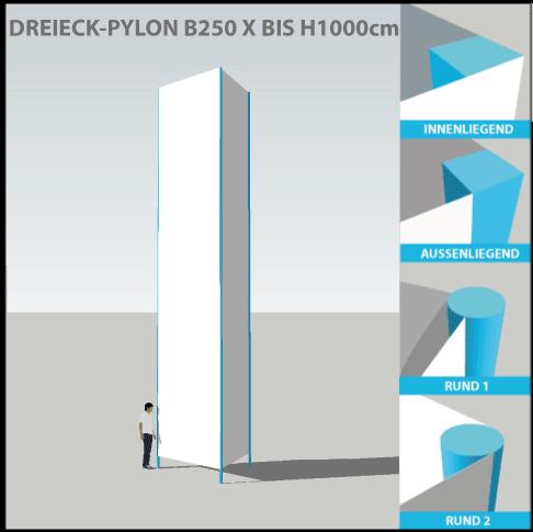 pylon-pylone24-profi-dreieckpylon-250x1000
