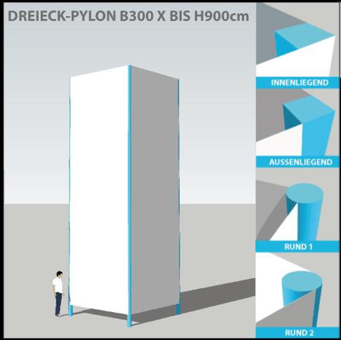 pylon-pylone24-profi-dreieckpylon-300x900