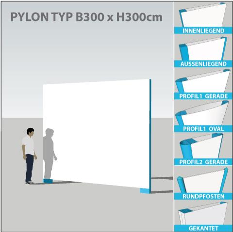 pylon- pylone24-profi-h300-x-b300
