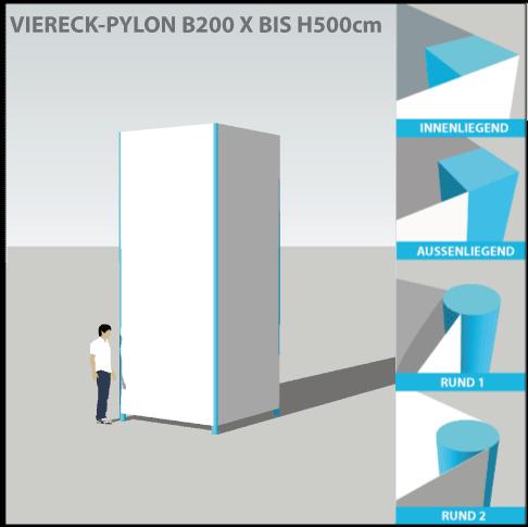 pylon-pylone24-profi-viereckpylon-200x500