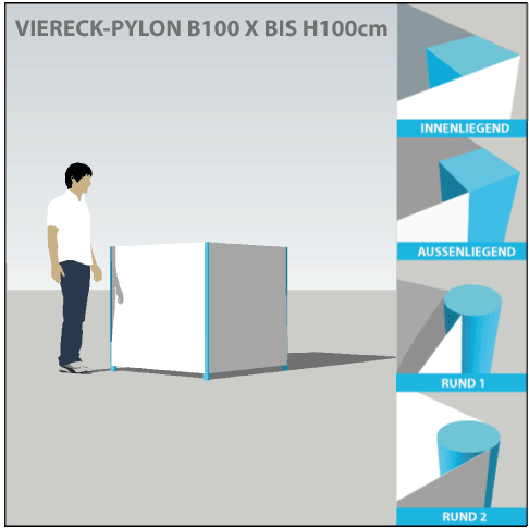 pylon-pylone24-profi-viereckpylone-100x100