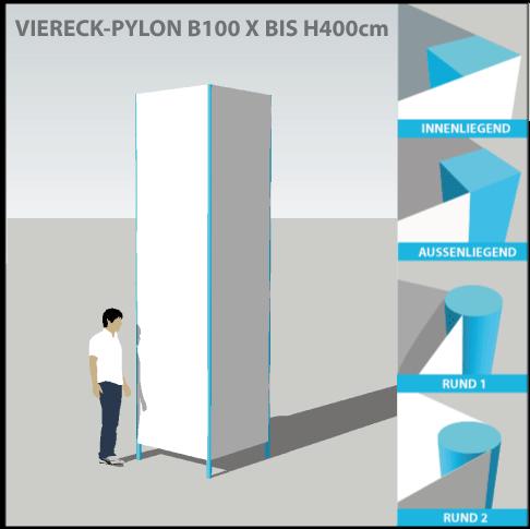 pylon-pylone24-profi-viereckpylone-100x400