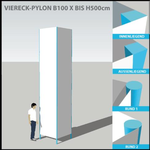 pylon-pylone24-profi-viereckpylone-100x500