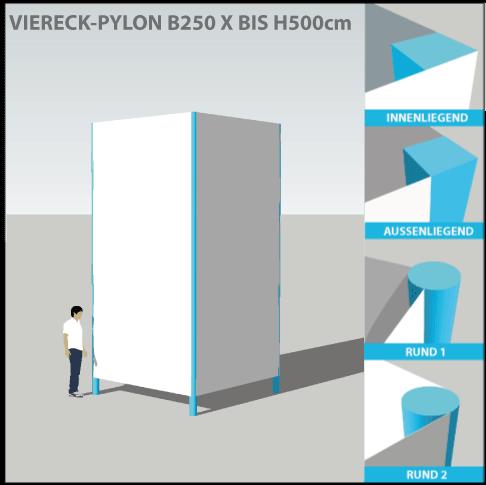 pylon-pylone24-profi-viereckpylone-250x500