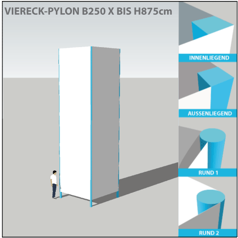 pylon-pylone24-profi-viereckpylone-250x875