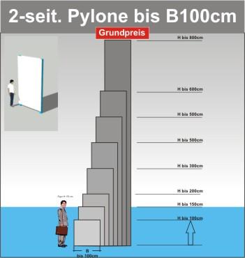 Pylone B100cm