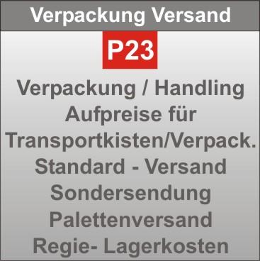 P23-versand