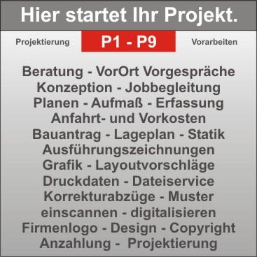 Projekt-Start - Hier startet ihr Projekt - Vom Konzept bis zur Ausführung.